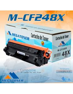 Cartucho MEGATONER M-CF248X...