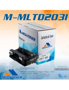 Cartucho MEGATONER M-ML203L...